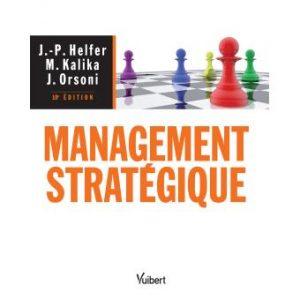 Management stratégique 2016
