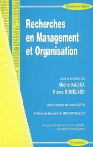 Recherches en management